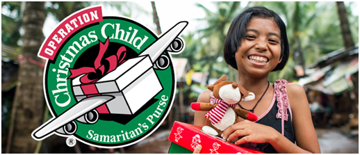 Operation Christmas Child Prep-Party