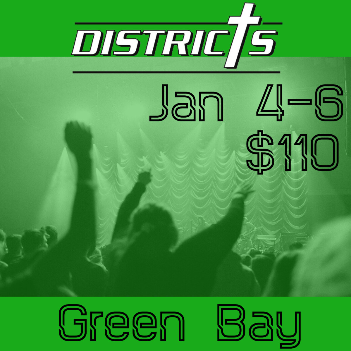 High School District Conference - Green Bay