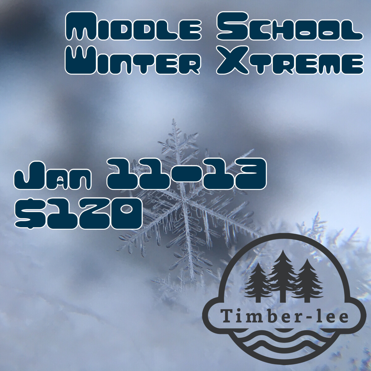 Middle School Winter Xtreme