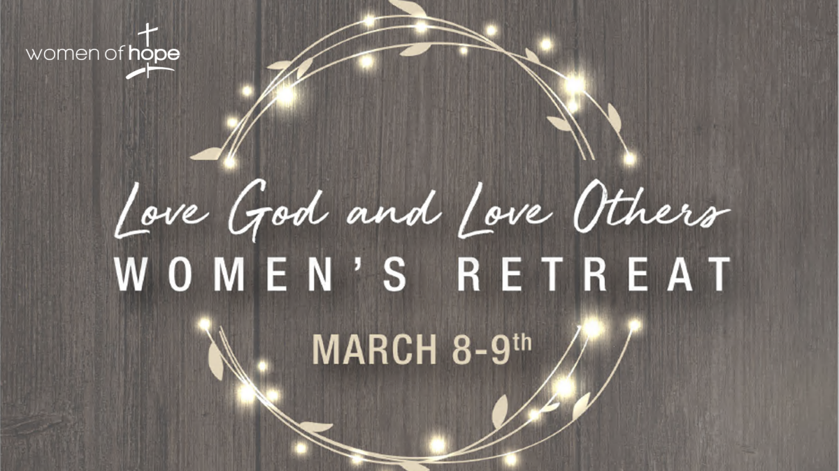 Women's Retreat Registration