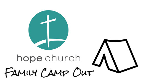 Hope Church Family Camping Trip